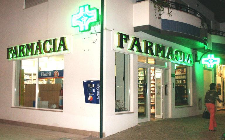 Comprar farmacias